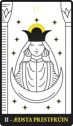 II – Æðsta Prestfrúin