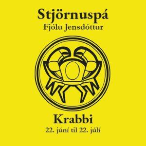 Krabbi: Ríkulegt félagslíf – markmið í blóma – fórnir fyrir fólkið sitt