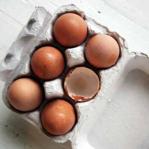 Svona sérðu hvort egg eru skemmd eður ei