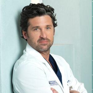 Grey's Anatomy aðdáendur í skýjunum með ný skilaboð frá Patrick Dempsey