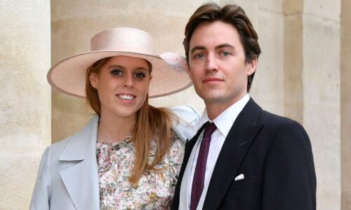 Prinsessa gifti sig í laumi