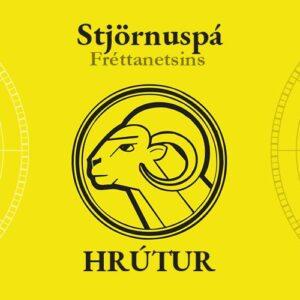Hrútur: Óhófsemi gæti leitt þig inn í hvort tveggja græðgisát og fégræðgi