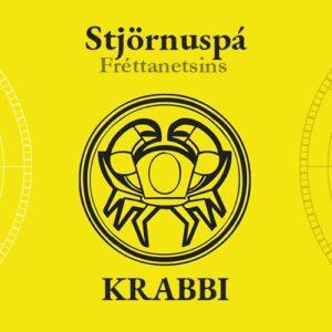 Krabbi: Náinn vinur verður ástvinur – Gleðin og hamingja í forgrunni