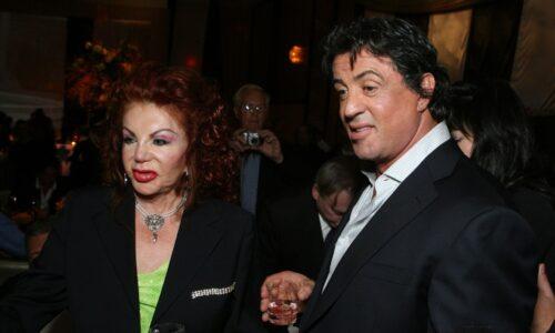 Móðir Sylvester Stallone er látin