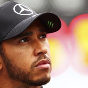 Hamilton sló met Schumachers.