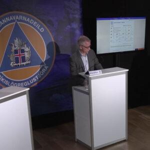 Dimmur föstudagur – Hertar aðgerðir tilkynntar í beinni útsendingu