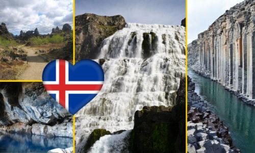 Taktu prófið – Hversu vel þekkir þú Ísland?