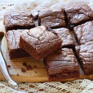 Syndsamlega góð Nutella kaka – Aðeins 4 hráefni